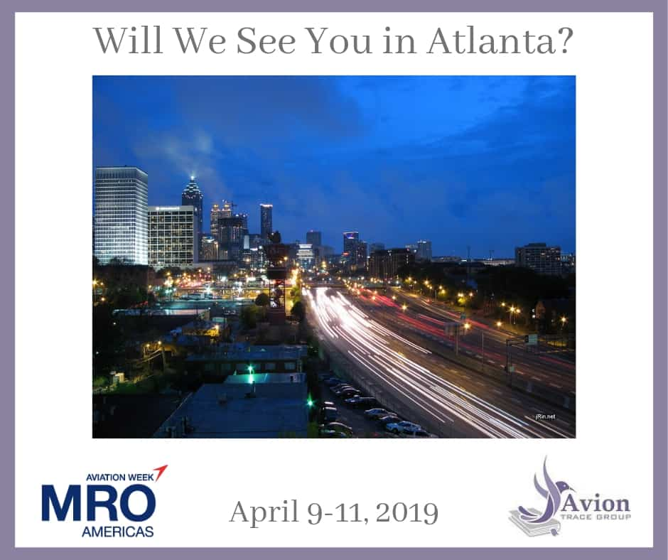 Let's talk abot your aircraft records audit or other services at MRO Americas!
